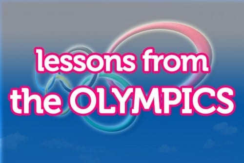 Lessons from the Olympics
