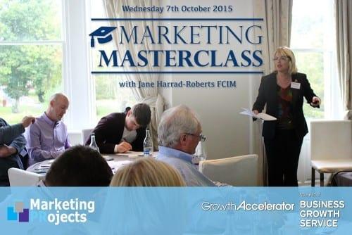Marketing Masterclass Makes Magic
