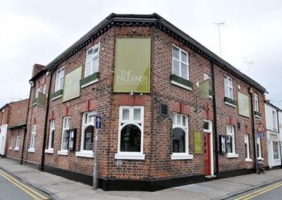 The Faulkner Bar & Kitchen