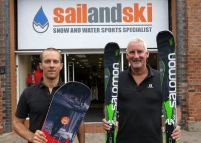 Sail and Ski